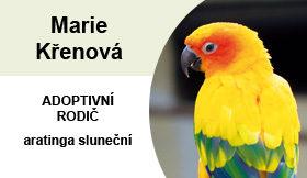 Marie Křenová